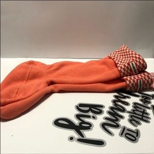 Hunter Boot Socks for tall orange
